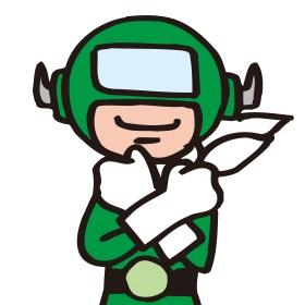 グリーンの仮面レンジャー